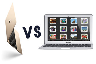 Apple MacBook vs MacBook Air 11-inch: What's the difference?