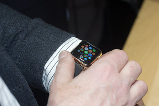 Apple Watch Edition gold hands-on: What to expect from Apple's £8,000 smartwatch