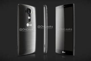 Leaked LG G4 images suggests it will have a curved display