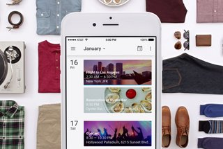 Google's new Calendar app comes to iPhone, bringing schedule view and more