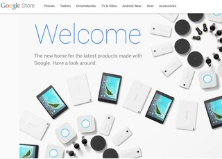 Google now sells all hardware products through new store called
