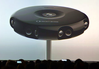 Samsung Project Beyond announced, a camera that snaps 360-degree views and in 3D