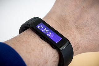 Microsoft Band coming to UK 15 April: We have a play with one of the first in the country