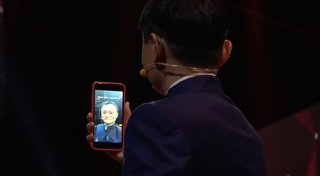 Alibaba's Smile to Pay wants you to pay with a smile rather than a finger (video)
