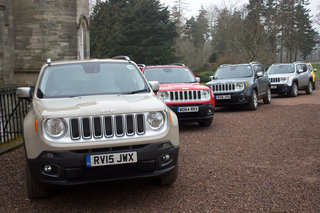 Jeep Renegade 2015 first drive: Compact SUV with big potential