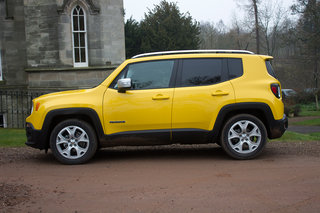 jeep renegade 2015 first drive compact suv with big potential image 9