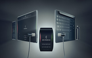 Neptune Suite is an Android watch, phone, tablet, keyboard, wireless headphone and TV dongle set, all for £400