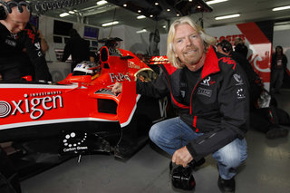 Watch out Tesla: Richard Branson's Virgin Group might soon enter the electric car biz