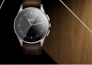 vector smartwatch comes with a 30 day battery life and either a round or square face image 4