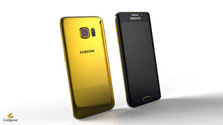 Samsung Galaxy S6 and S6 edge not good enough? How about 24k gold versions?