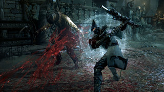 You can pay for Bloodborne with your own blood, as long as you're Danish