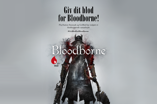 you can pay for bloodborne with your own blood as long as you're danish image 2