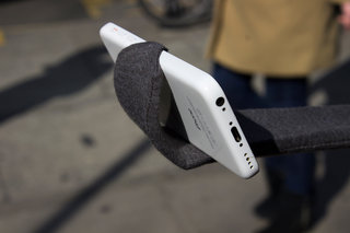 the pop stick a selfie stick you can snap to your wrist hands on  image 3