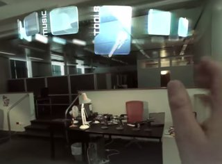 Magic Leap shows off what you can do with its augmented reality tech while at work