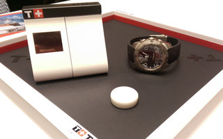 Tissot unveils smartwatch that uses clock hands to point you to lost keys