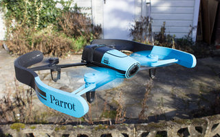 Parrot Bebop review: App-controlled drone pairs high-flying specs and affordable price