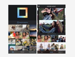 Layout from Instagram is a new app that combines your pics into a custom layout