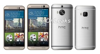 htc one m9 picture hints at a larger flagship image 2