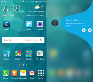 samsung galaxy s6 edge tips and tricks what can the curved screen edges do image 24