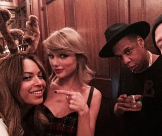 Taylor Swift snubs Spotify again by adding her albums to Jay Z's Tidal service