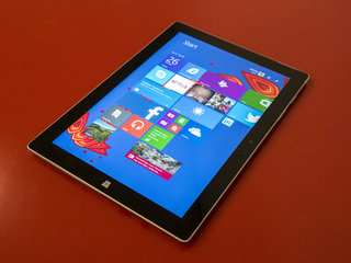 microsoft surface 3 10 8 inch hd screen full windows 8 1 50 cheaper than the pro 3 hands on  image 2