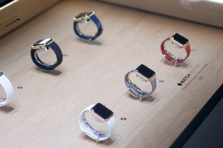 where can you try on the apple watch selfridges isetan galleries lafayette and more image 3