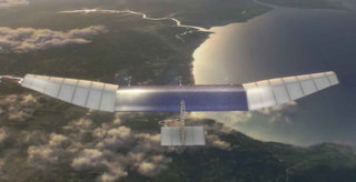 Facebook drones are flying over the UK, to beam down internet for all