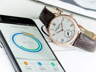 What is MotionX technology and why are Swiss smartwatches using it?