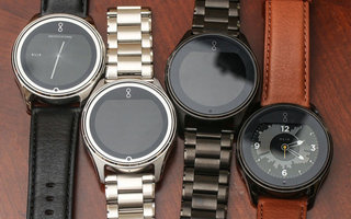 Why is the Olio Model One smartwatch such a threat to Pebble, Android Wear and Apple Watch?