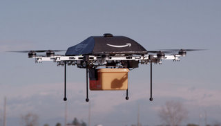 Amazon Prime Air drone delivery service coming to the UK, job listings spotted