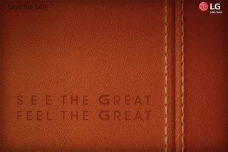 LG G4 launch event invites go out for 28 April, tease leather back and stylus