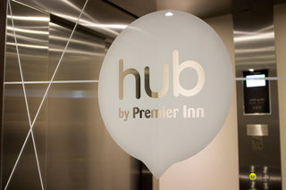 Hub by Premier Inn: What it's like to spend a night in the app-controlled, high-tech hotel room of the future