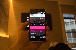 hub by premier inn what it's like to spend a night in the app controlled high tech hotel room of the future image 14