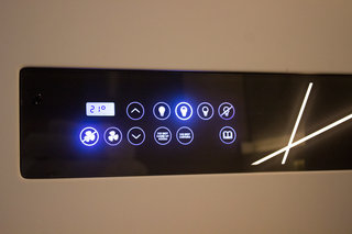 hub by premier inn what it's like to spend a night in the app controlled high tech hotel room of the future image 8