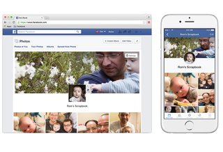 Facebook's new Scrapbook feature: Here's how to easily sort and show off photos of your kids