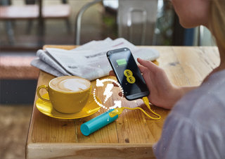 Are you an EE customer? You'll want to pick up your free EE Power Bar then