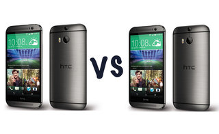 HTC One M8s vs HTC One M8: What's the difference?