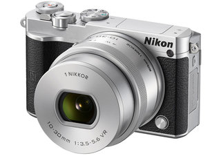 Worried about lack of Ultra-HD content? The Nikon 1 J5 CSC can record in 4K