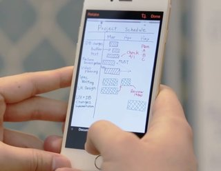 Microsoft's Office Lens scanner app arrives for iPhone and Android phones