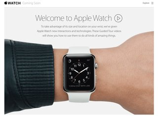 Excited about Apple Watch? Apple fuels the hype with all-new guided tour videos