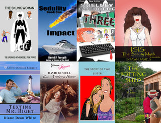 52 worst Kindle eBook covers ever: You have to see these shockers