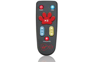 Virgin Media Paws TV remote for pets is a real thing, not a belated April Fools