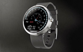 Samsung Gear A: The company's first round smartwatch should offer 3G calling