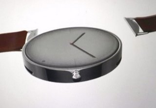Moto 360 2 leak shows new watch with fully round display