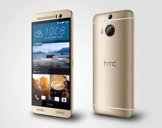 HTC One M9+ launches in China with Duo Camera and fingerprint scanner