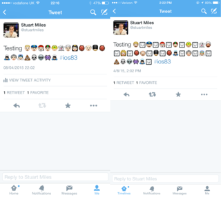 why are apple users suddenly seeing alien emoji everywhere  image 2