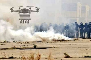 Weaponised drones with pepper spray to be used by Indian police