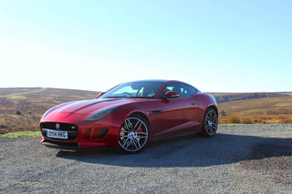 Jaguar F-Type R Coupe review: A very British love affair