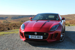 jaguar f type r coupe review image 2