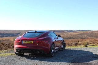 jaguar f type r coupe review image 4